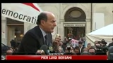 Processo breve, le parole di Bersani