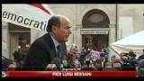 Processo breve, le parole di Bersani