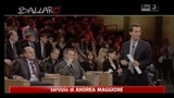 Vigilanza, Zavoli Innamissibili emendamenti maggioranza su Talk Show
