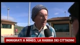 31/03/2011 - Immigrati a Mineo, la rabbia dei cittadini