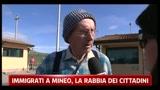 31/03/2011 - Immigrati a Mineo, la rabbia dei cittadini