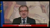 31/03/2011 - Migranti, Maroni: siti di accoglienza in ogni regione, escluso l'Abruzzo