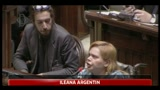 Camera dei Deputati, intervento di Ileana Argentin