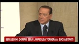 Berlusconi, domani sera Lampedusa torner ai suoi abitanti