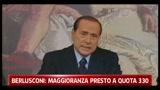 Berlusconi e Bersani sulla situazione politica italiana