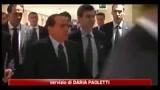 Immigrazione, Berlusconi: Lampedusa libera domani sera
