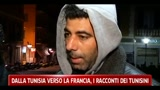 03/04/2011 - Dalla Tunisia verso la Francia, i racconti dei tunisini
