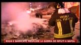 Roghi e barricate, riesplode la guerra dei rifiuti a Napoli