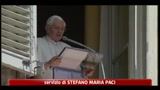 Benedetto XVI, Wojtyla fu grande Papa e grande testimone