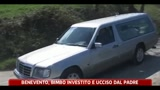 Benevento, bimbo ucciso dal padre