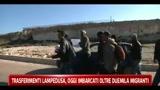 Trasferimenti Lampedusa, imbarcati oltre 2000 migranti