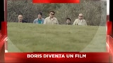 Francesco Castelnuovo incontra il cast di Boris
