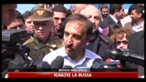 04/04/2011 - Afghanistan, La Russa: non credo sia vano quello che han fatto e che fanno qui i nostri soldati