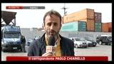 Immigrati, la San Marco trasferisce 471 persone a Napoli