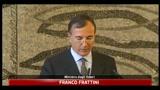 Libia, Frattini: riconosciamo il Consiglio Nazionale come unico interlocutore