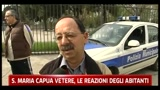04/04/2011 - Santa Maria Capua Vetere, le reazioni degli abitanti