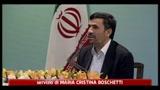 Iran, Ahmadinejad torna ad attaccare Usa e Israele