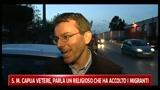 Santa Maria Capua Vetere, parla un religioso che ha accolto i migranti