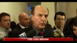 05/04/2011 - Bersani: siamo invasi da leggi ad personam