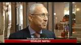 Giustizia, Napoli: speriamo moderazione dai PM di Milano
