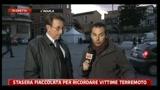 Anniversario terremoto L'Aquila, Cialente: siamo stati lasciati soli