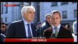 06/04/2011 - Giorgio Perroni, avvocato di Silvio Berlusconi