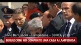 06/04/2011 - Berlusconi e il caso casa Lampedusa