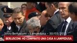 Berlusconi e il caso casa Lampedusa