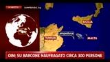 Pietro Carosia, Portavoce Guardia Costiera Lampedusa, parla della dinamica del naufragio