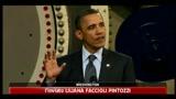 07/04/2011 - Lettera Gheddafi, Clinton: sa cosa deve fare, deve andare via