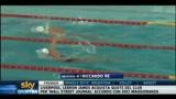 Nuoto, riecco Fede Pellegrini