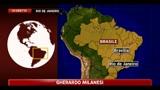 Brasile:  folle apre il fuoco in una scuola, vittime