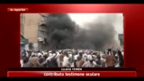 Yemen, sassi sui dimostranti durante manifestazione pacifista