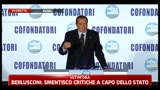 Berlusconi, necessarie modifiche strutturali Corte Costituzionale