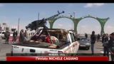 09/04/2011 - Libia, raid aerei colpiscono forze di Gheddafi