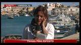 Berlusconi sull' isola, tutto sotto controllo. Solo oggi arrivati tre barconi.