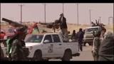 10/04/2011 - Libia, combattimenti ad Ajdabiya, le forze di Gheddafi avanzano