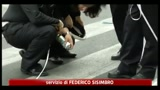 10/04/2011 - Roma, fermato il conducente dell'auto pirata