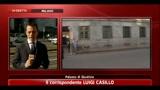 Berlusconi arriva in Tribunale per processo Mediaset
