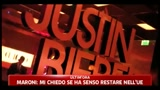 Successo per Justin Bieber a Milano