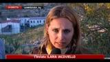 Lampedusa, incendio centro d'accoglienza, fuggiti alcuni tunisini