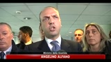 Prescrizione breve, Alfano: incide poco su incensurati