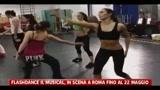 Flashdance il musical, in scena a Roma fino al 22 maggio