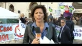 13/04/2011 - Processo breve, le reazioni dei manifestanti