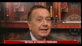 Bonaiuti, su ricandidatura Berlusconi no annuncio, solo ipotesi