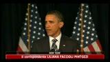 Crisi, Obama propone taglio del debito di 4000 miliardi in 12 anni