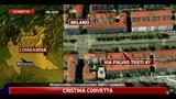 Incendio a Milano, coinvolti due edifici