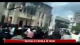 Siria, gas lacrimogeni contro manifestanti picchiati e torturati