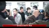 15/04/2011 - Roma, Consigliere gambizzato, Alemanno: aspettiamo il lavoro degli inquirenti