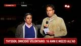 Parla Renato Virdis, ex operaio Thyssen